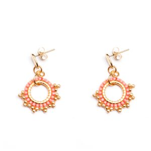Melz - Earring Lizzy Pink