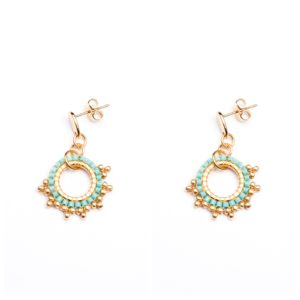 Melz - Earring Lizzy Turquoise