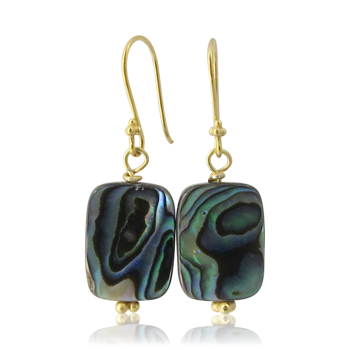 Atelier Sud - Abalone Earrings