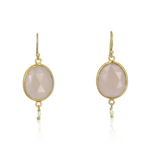 Atelier Sud - Anna Pink Earrings