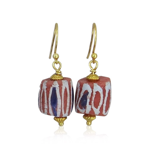 Atelier Sud - Nora Pink Earrings