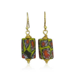 Atelier Sud - Nora Yellow Earrings