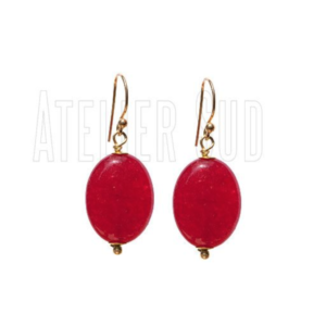 Atelier Sud - Tes Red Agate as