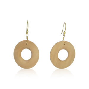 Atelier Sud - Wieke Wood Earrings