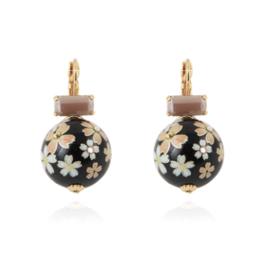 Gas Bijoux - Boule Chinoise Earrings
