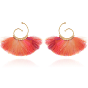 Gas Bijoux - Buzios Mini Plume Earrings