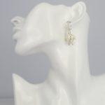 Pink Sand Jewelry - Hoops Turtles Silver model