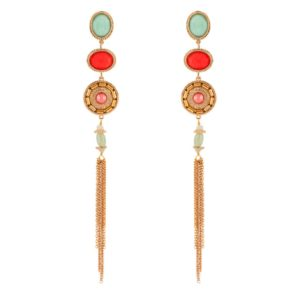 Satellite Paris - Fujita Earrings FUJ13TPT