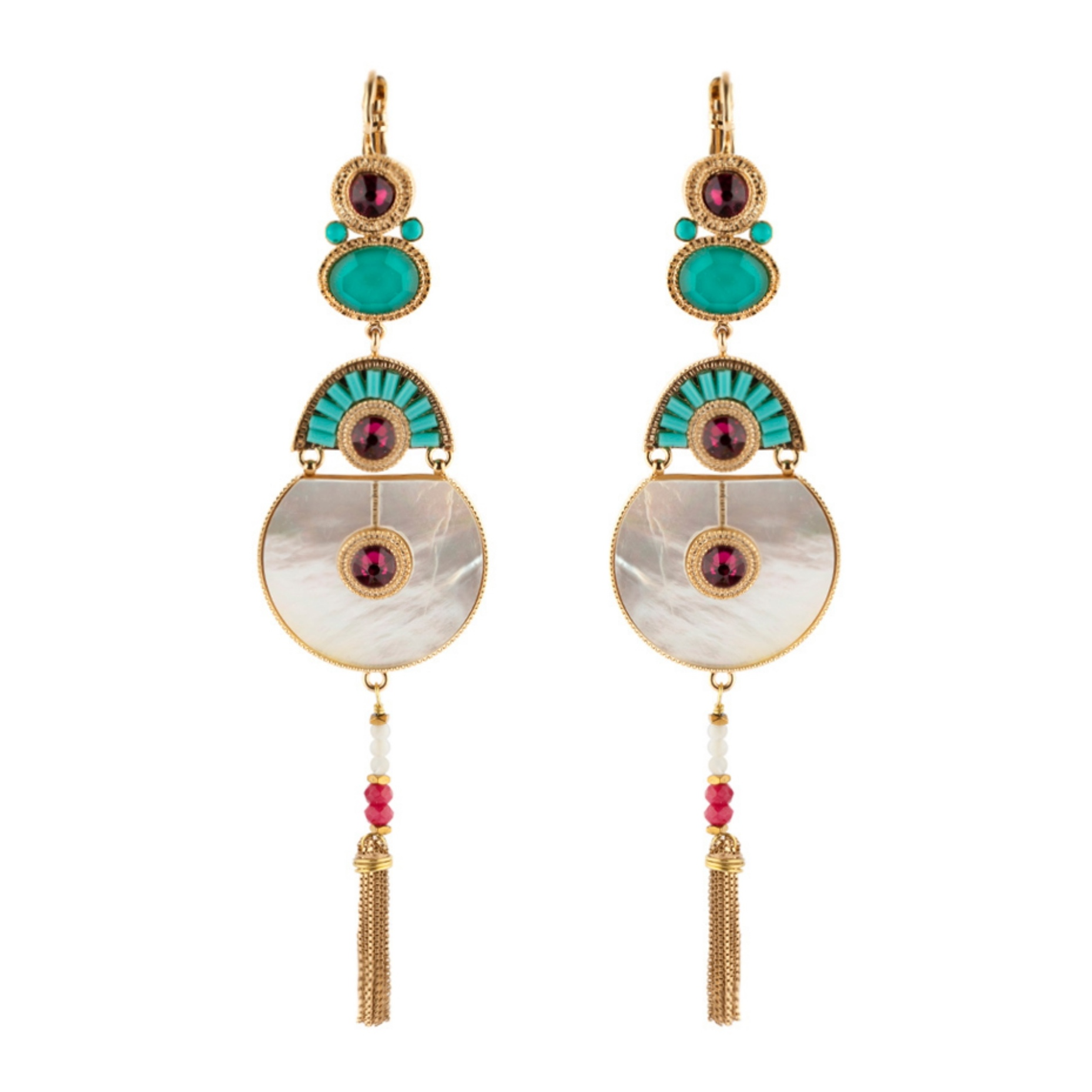 Satellite Paris - Fujita Earrings FUJ15DON