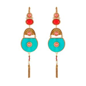 Satellite Paris - Fujita Earrings FUJ15DOT