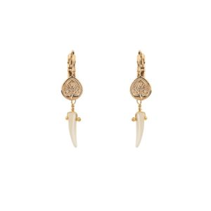 Satellite Paris - Sirine Earrings SIR01DOB