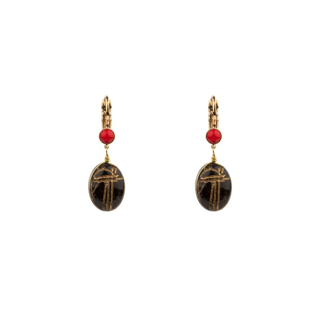Satellite Paris - Sirine Earrings SIR02DON
