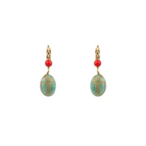 Satellite Paris - Sirine Earrings SIR02DOT