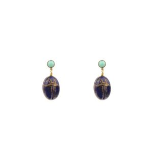 Satellite Paris - Sirine Earrings SIR02TPL