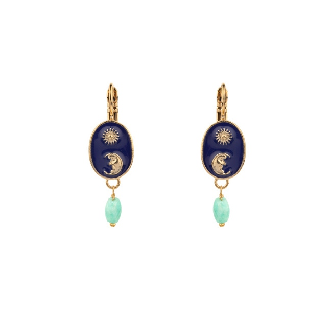 Satellite Paris - Sirine Earrings SIR03DOL
