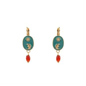 Satellite Paris - Sirine Earrings SIR03DOT