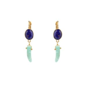 Satellite Paris - Sirine Earrings SIR05DOT
