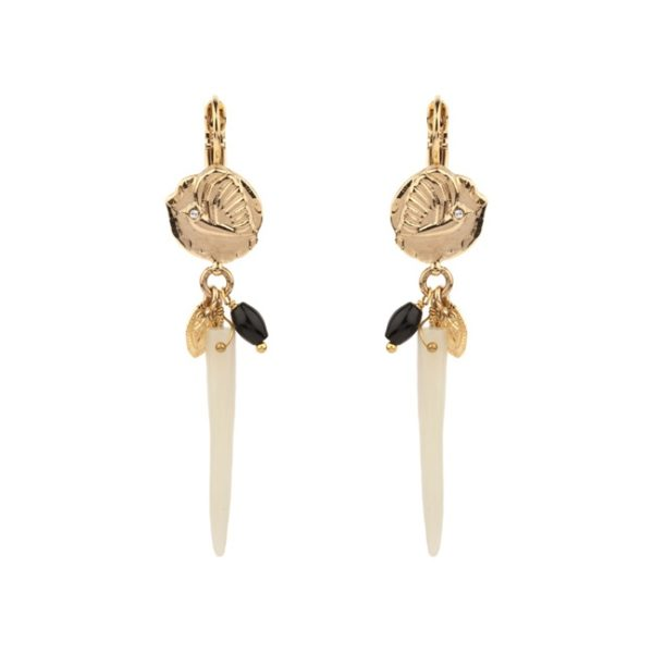 Satellite Paris - Sirine Earrings SIR06DOB