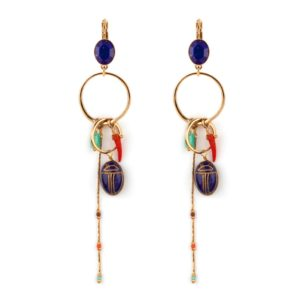 Satellite Paris - Sirine Earrings SIR100DOL