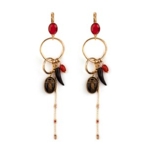 Satellite Paris - Sirine Earrings SIR100DON