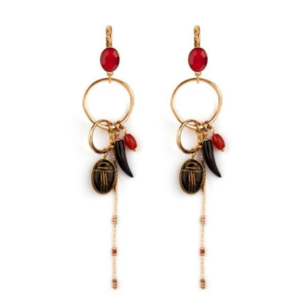 Satellite Paris - Sirine Earrings SIR100DON