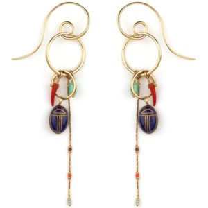 Satellite Paris - Sirine Earrings SIR10TPL