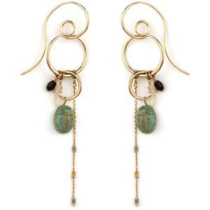 Satellite Paris - Sirine Earrings SIR10TPT