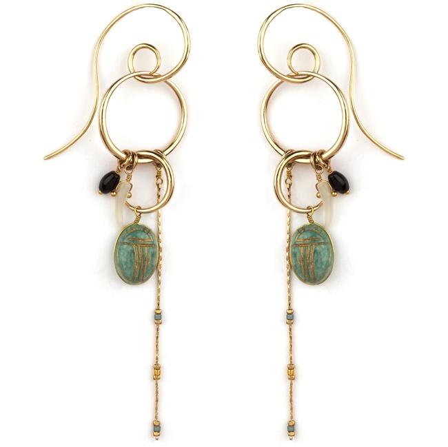 Satellite Paris - Sirine Earrings SIR10TPT
