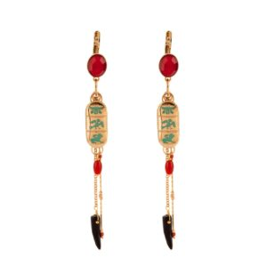Satellite Paris - Sirine Earrings SIR130DON