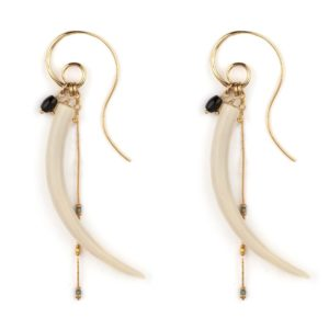 Satellite Paris - Sirine Earrings SIR14TPB