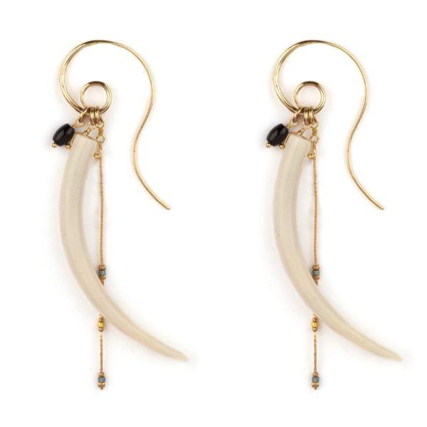 Satellite Paris - Sirine Earrings SIR14TPB
