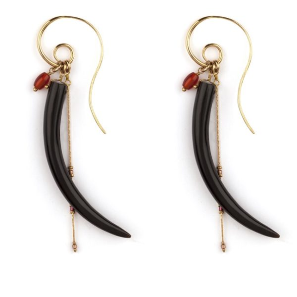 Satellite Paris - Sirine Earrings SIR14TPN