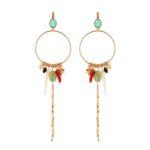 Satellite Paris - Sirine Earrings SIR150DOT