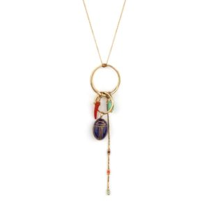 Satellite Paris - Sirine Necklace SIR44L
