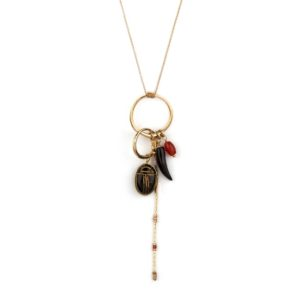 Satellite Paris - Sirine Necklace SIR44N