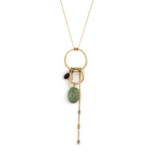 Satellite Paris - Sirine Necklace SIR44T
