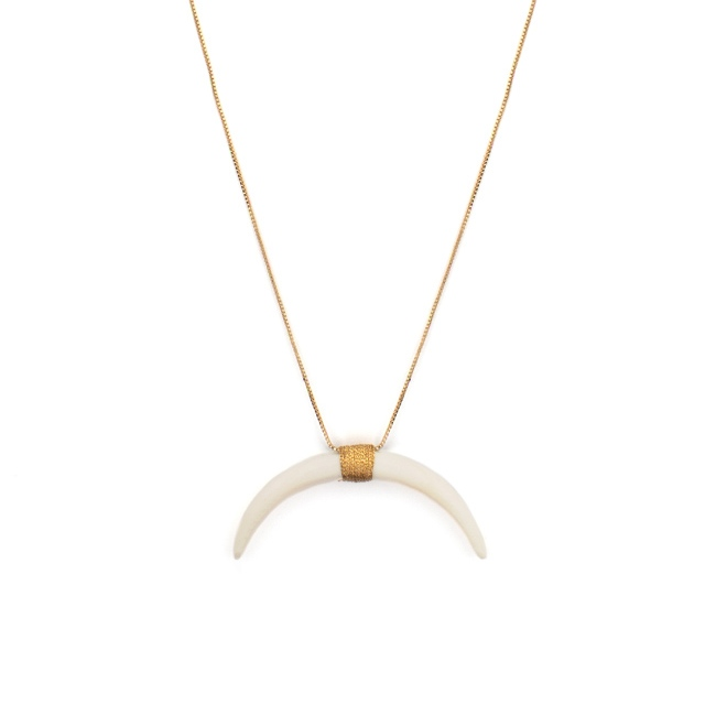 Satellite Paris - Sirine Necklace SIR47B