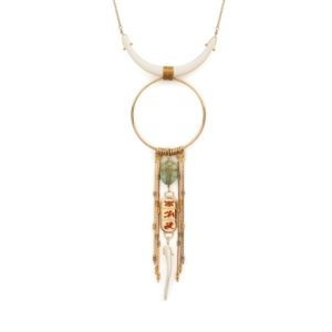 Satellite Paris - Sirine Necklace SIR49T