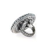 Gem Kingdom - Ring Clover 18a10 achter