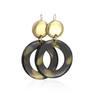 Lara Design - Buffalo Spots Earrings