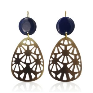 Lara Design - Earrings C Through a