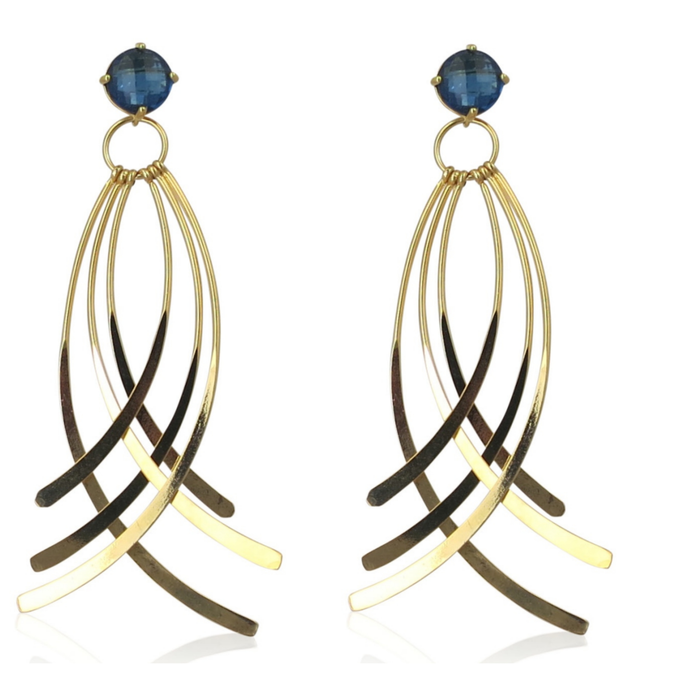 Lara Design - Earrings Garlands a