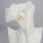 Lara Design - Eyes Gold model