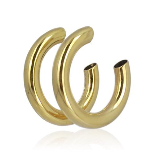 Lara Design - Golden Hoops