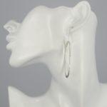 ZAZ - Earrings Silver 02 model
