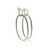 ZAZ -Earrings Silver 03 b