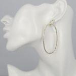 ZAZ - Earrings Silver 03 model