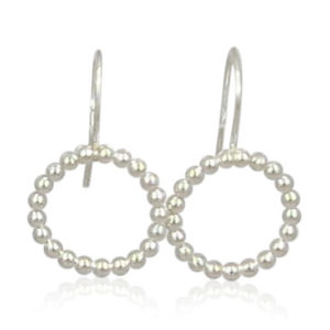 ZAZ - Earrings Silver 05