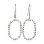 ZAZ - Earrings Silver 06