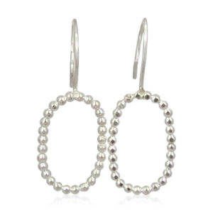 ZAZ - Earrings Silver 06